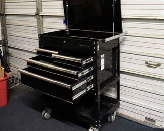 "Sequoia Rolling Tool Chest / Cart 41"" x 31"""
