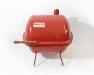 LITTLE PAL Portable BBQ Grill / Smoker