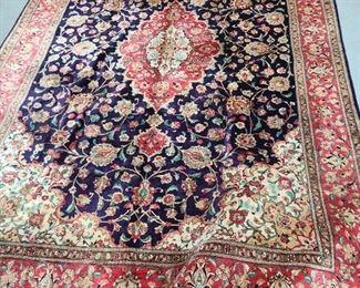 8×10 Persian 100% silk rug very clean. $5950