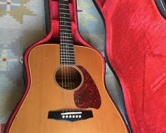 Ibanez Performance Guitar. Many other instruments for sale as well.