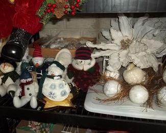 Unique Christmas decor