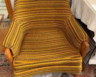 MCM Easy Chair