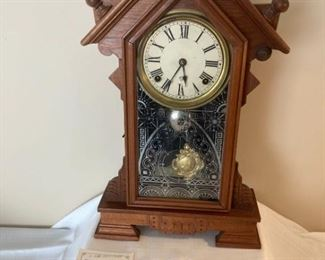 Ansonia Antique Clock