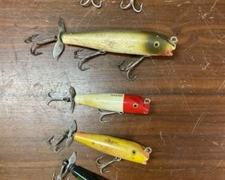 Grouping Chub creek lures