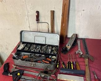 Stanley Planer Toolbox and More