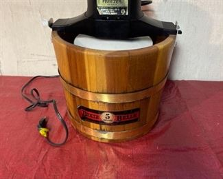 Vintage Ice Cream Maker