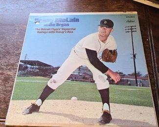 Denny McClain vinyl record