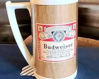Vintage Budweiser mug (1 of 3 mugs available)