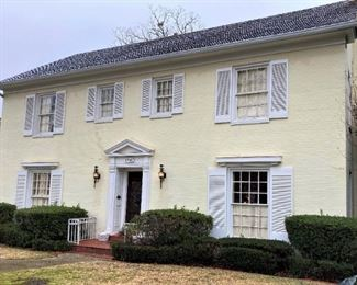 This 3720 square foot Azalea District two-story home is for sale. Lovely contents need to be sold.