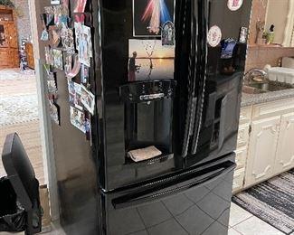 GE profile fridge