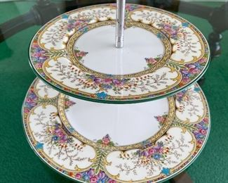 """Wedgewood China Set- """"Austell"""" -Truly very beautiful ! The colors and design are lovely."""