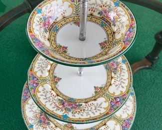"""Wedgewood China Set- """"Austell"""" -Truly beautiful! The colors and design are lovely."""