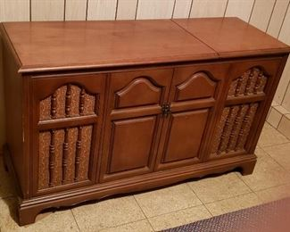 1970's console stereo