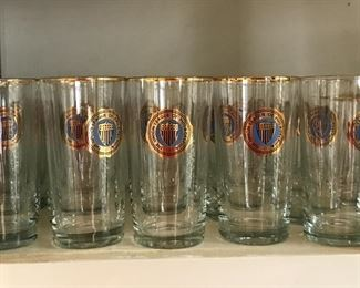 Union League of Philadephia bar ware glasses