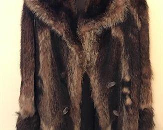 Douglas Fur coat
