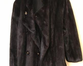 Grosvenor Mink Coat made in Canada