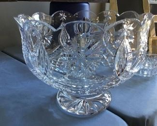 Waterford punch bowl