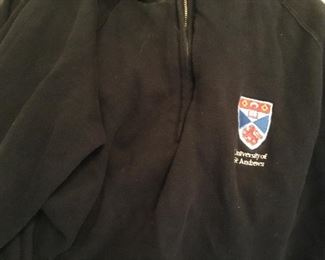 University of St. Andrews shirt