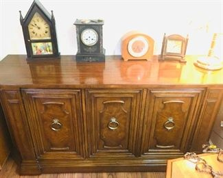 Vintage Buffet Cabinet