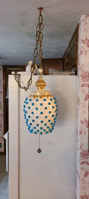 Swag Vintage Lamp