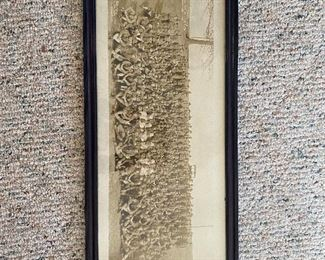 X-MAS 1918 REPLACEMENT UNIT, NO. 70 CAMP GREENLEAF, GA. FT. OGLETHORPE