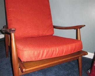 Danish Walnut Chair