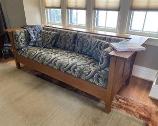Stickley sofa