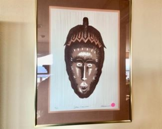 More Tribal Art from So. Africa