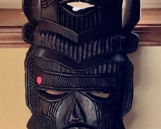 One of several Tribal Masks