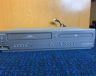 DVD VCR Player