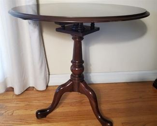 Ethan Allen Table