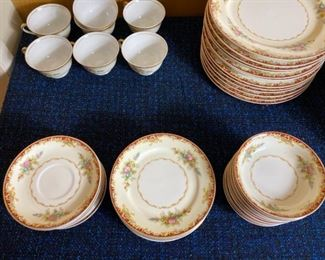 Hand Painted China Made in Japan