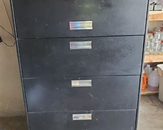 Hon File Cabinet
