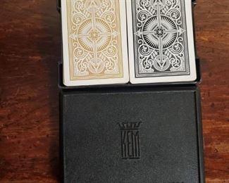 KEM Plastic Poker Cards