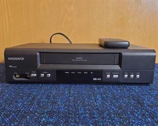 Magnavox VHS