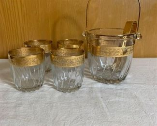 Vintage Culver Taylor Glass