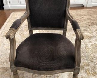 Dining Chair French Provincial Style Reproduction