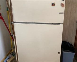 11 GE Refridgerator