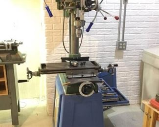 Enco Model 91005 Milling & Drilling Machine and More
