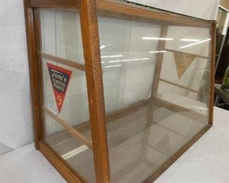 24X16 5CENT TOMS COUNTER DISPLAY