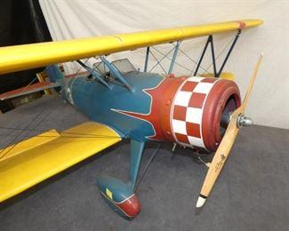 VIEW 2 MODEL W/ ENGINE