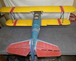 VIEW 4 76X62 AIRPLANE MODEL