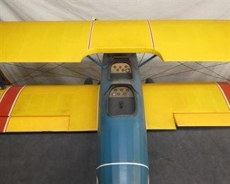VIEW 5 TOP FLIGHT AIRPLANE MODEL