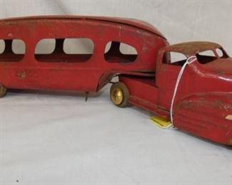 1920'S CAR HAULER