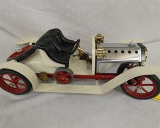 VIEW 2 OTHERSIDE STEAM POWERED CAR