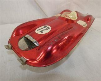 12IN #72 RACER