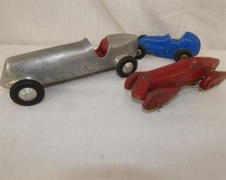 EARLY MARX RACER AND OTHERS