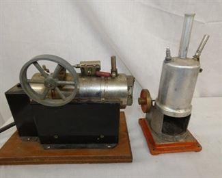 JENSEN,OTHER STEAM ENGINES