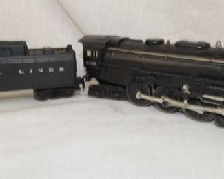 2065 LIONEL TRAIN ENGINE W/ COAL CAR