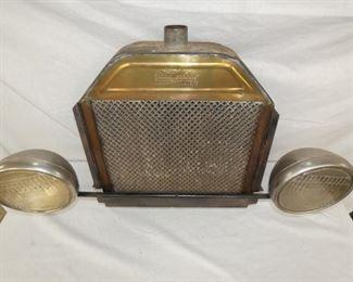 PEERLESS HONEYCOMB RADIATOR